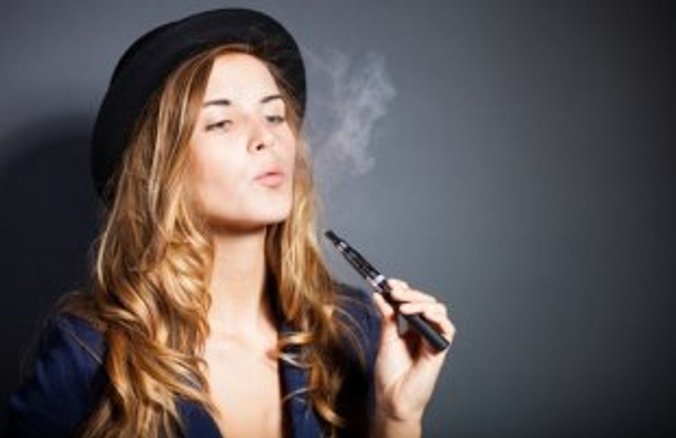 E-Cigarette Liquid Now Available In Concentrations That Can Kill Young Children