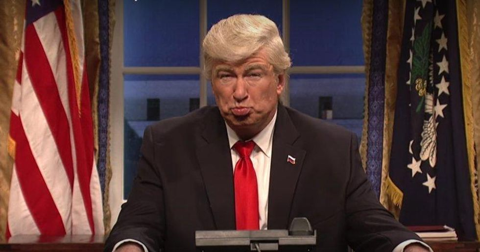 Here are Saturday Night Live's 10 best political sketches of 2018