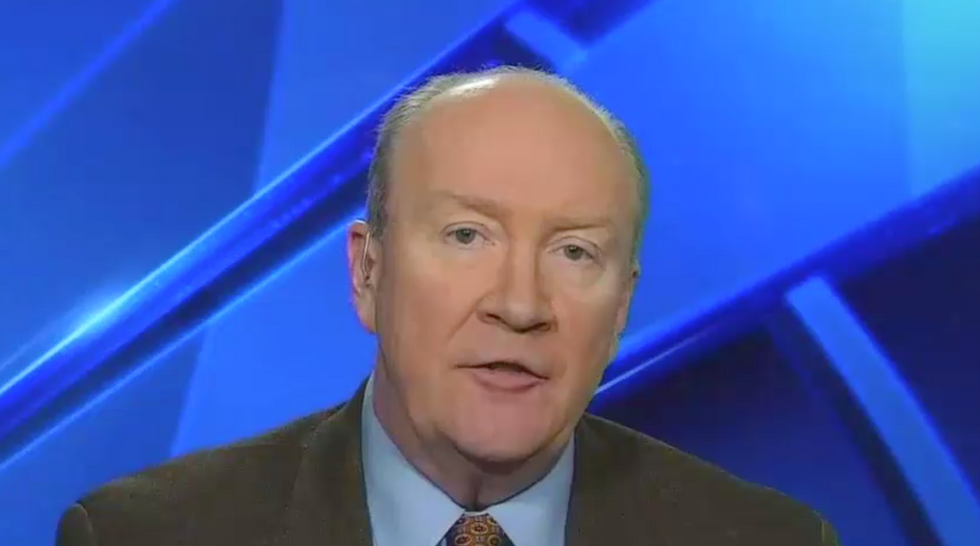 Conservative legal analyst actually says Congress should just let Trump 'abuse his power' and not impeach him