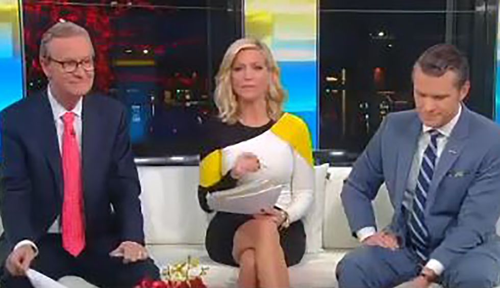 Fox & Friends floats impeachment conspiracy theory about GAO findings of Trump crimes against Ukraine