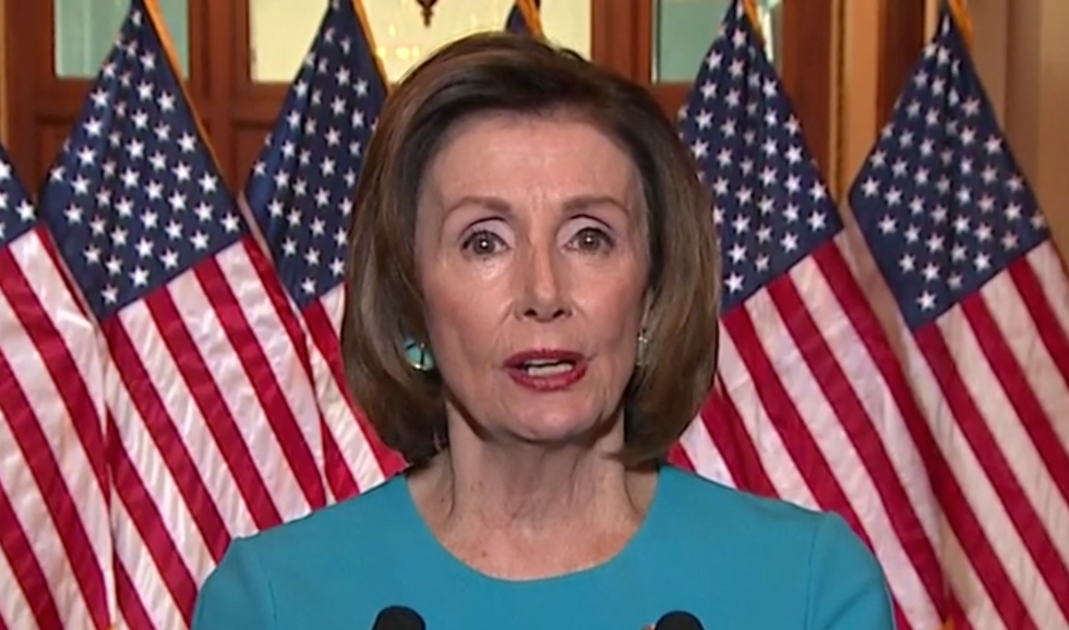 Pelosi announces House will pass major 'families first' and 'science-based' coronavirus bill — with or without GOP