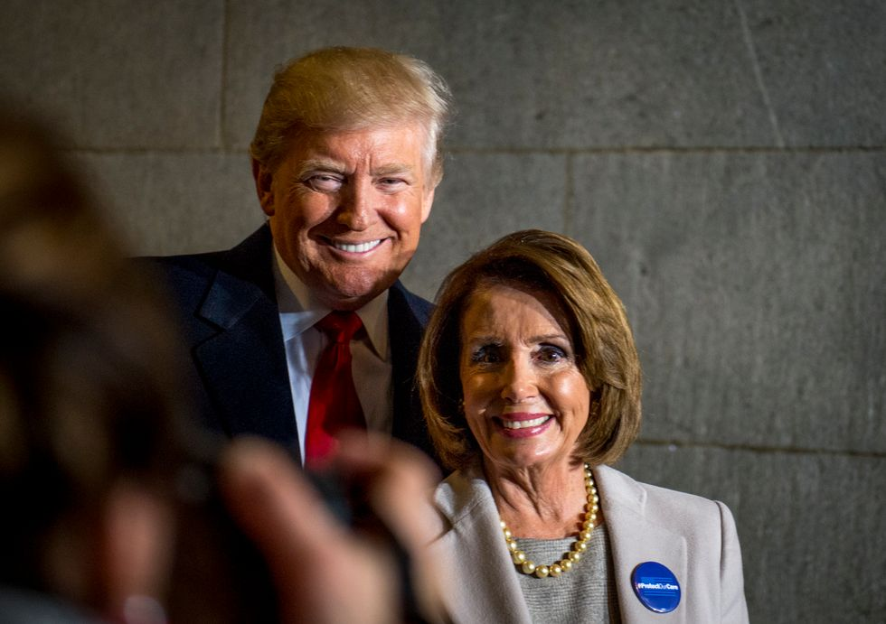 Nancy Pelosi has a chance to break through the partisan gridlock in the House — but it could backfire terribly