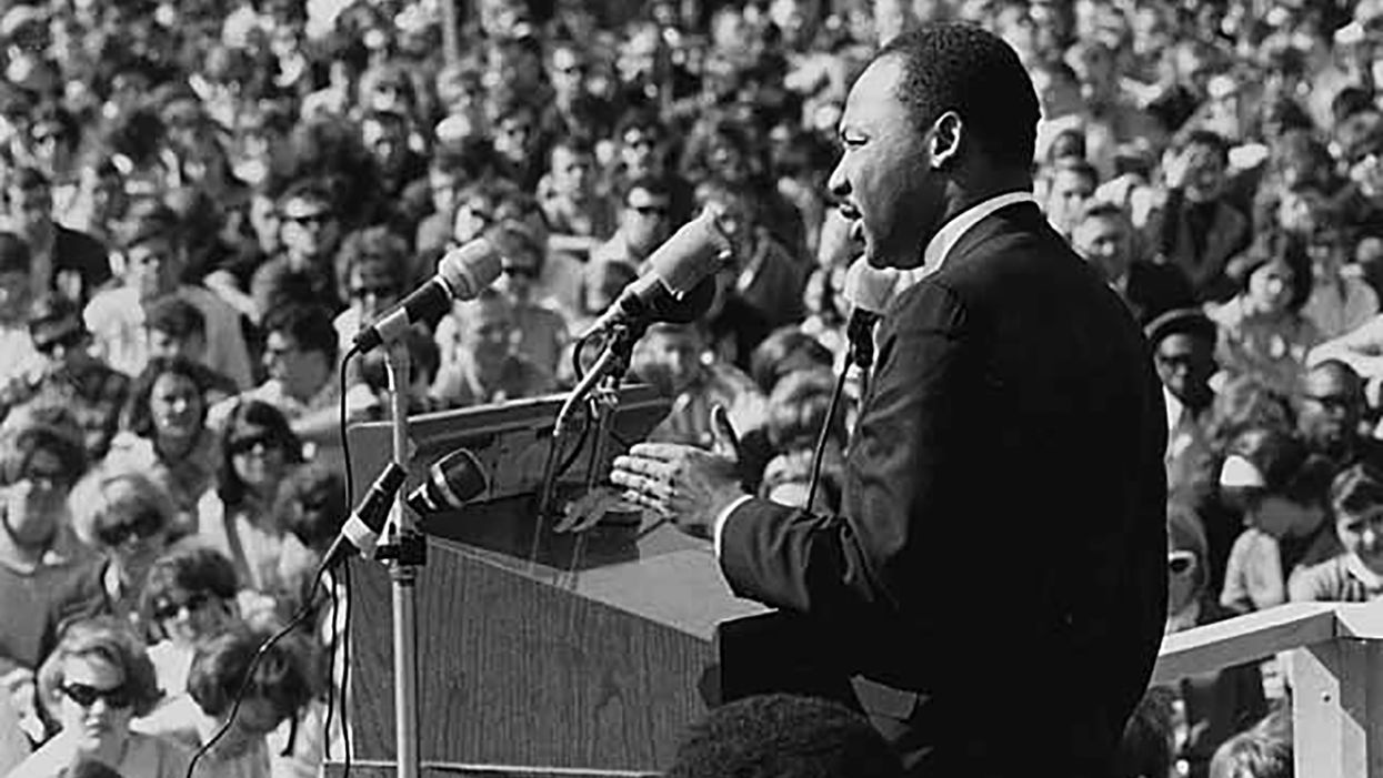 Martin Luther King warned about people like Trump and his ilk — and knew how to respond to their crimes