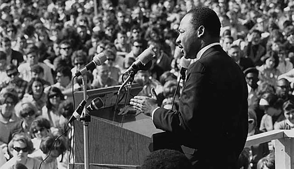 Moderate Democrats are celebrating MLK. He was 'gravely disappointed' with them