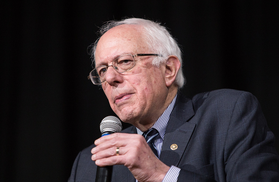 Here's what we know about allegations from Bernie Sanders' former staffers of a 'predatory culture' on his 2016 campaign