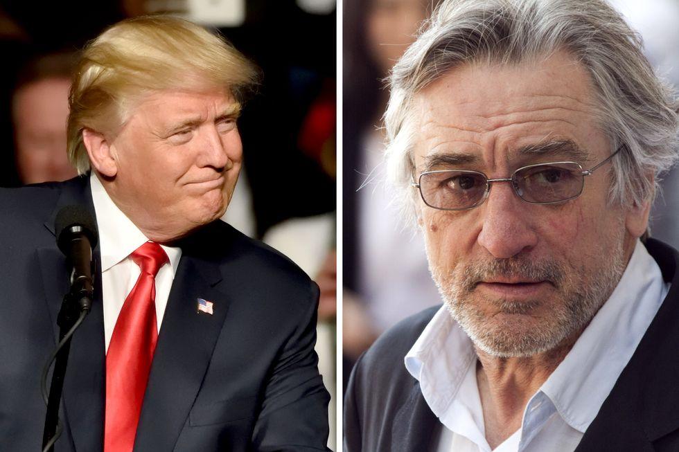 'He makes mobsters look bad': Robert De Niro calls 'huckster ... no substance' Trump on his 'bullsh*t'