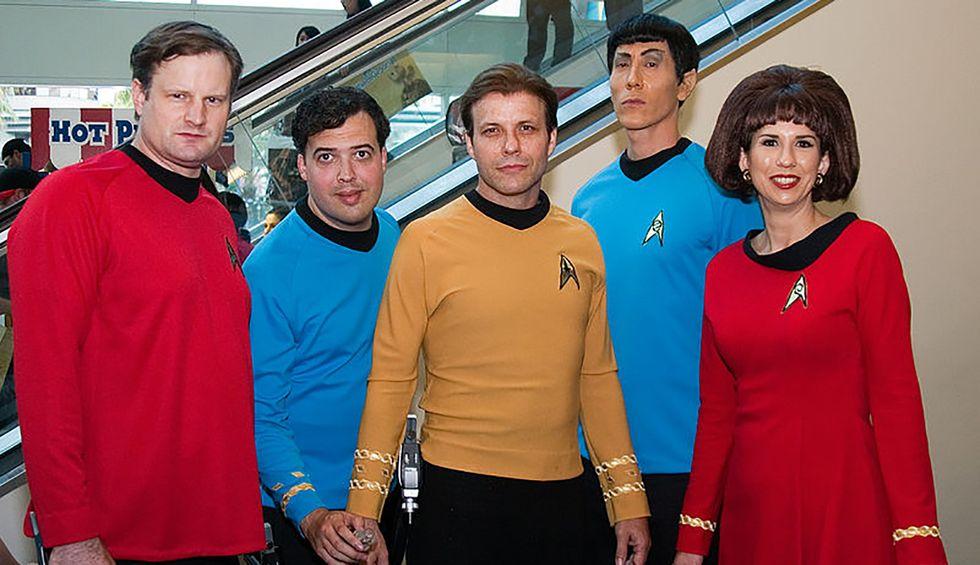 Trekkers are raising money to help fellow fans stream 'Star Trek: Picard'