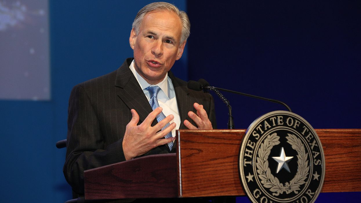 Texas' Greg Abbott has been quietly courting Facebook while publicly shaming them — here's why