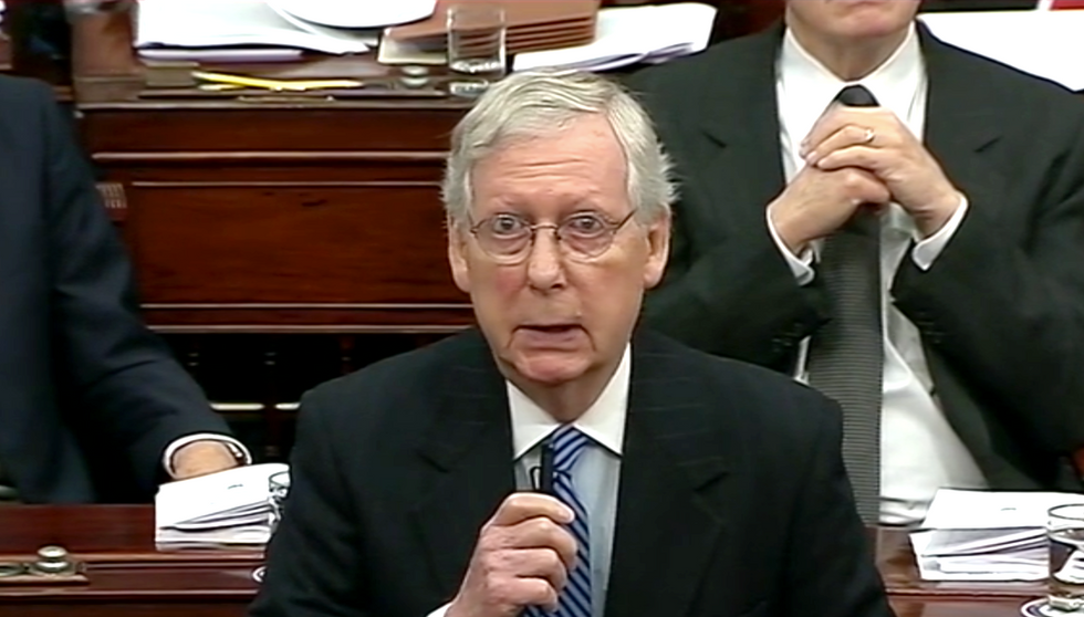 Here are 3 ways McConnell's drive to replace Ginsburg could be derailed