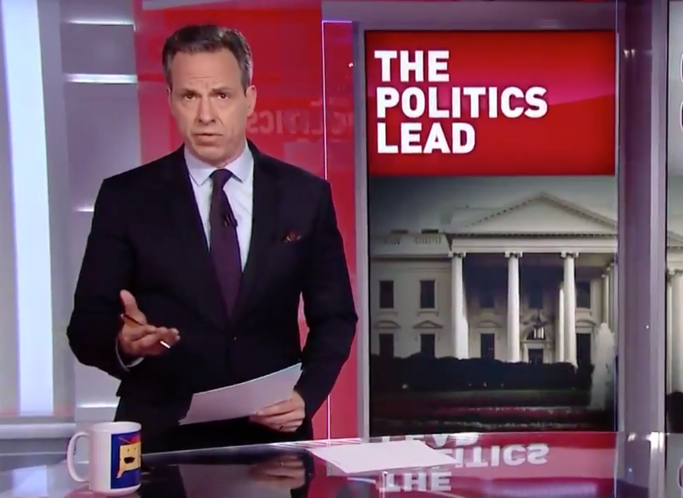 'A wall of lies': CNN's Jake Tapper debunks Trump's deluge of misinformation whipping up fears about immigration