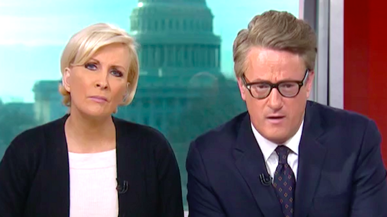 'This cult continues to kill': MSNBC's Mika blasts Trump and his 'evil allies' on Fox News
