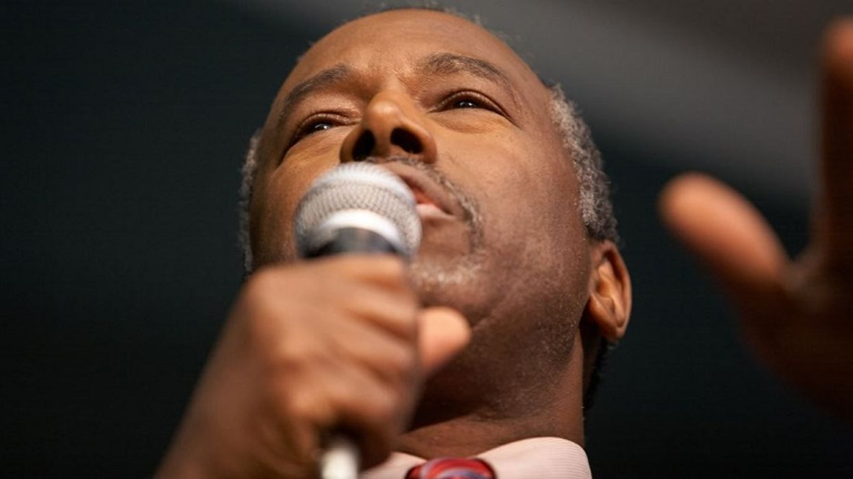 Ben Carson went on Fox News to attack Dr. Seuss 'cancel culture' and oh boy