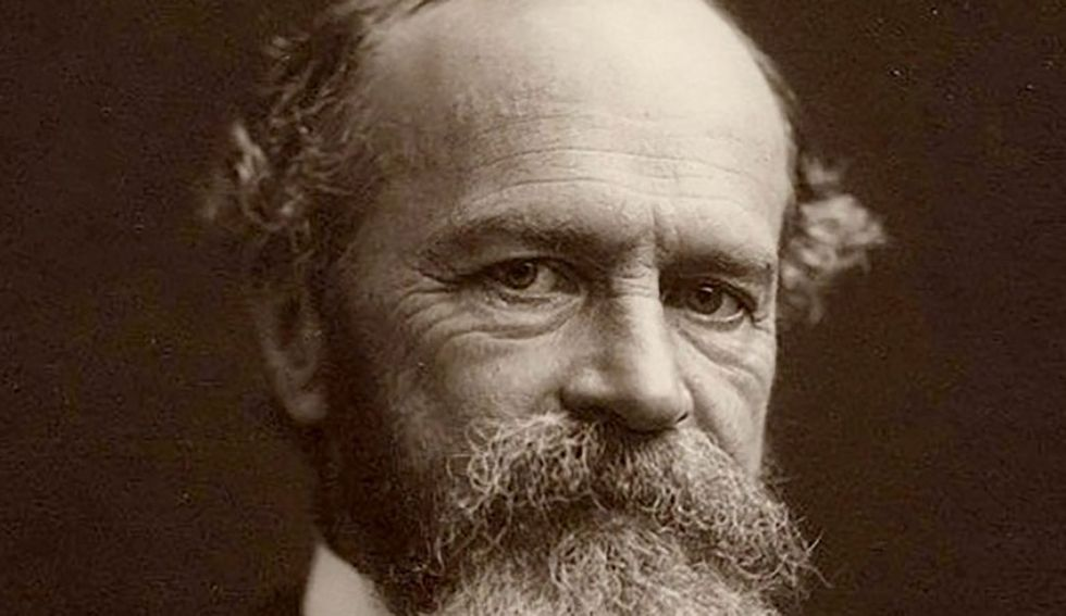 How William James encourages us to believe in the possible