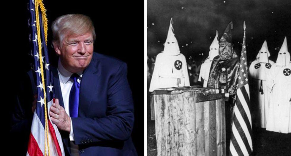 'Past is prologue': Presidential historian Jon Meacham links Trump's border wall rhetoric to Ku Klux Klan