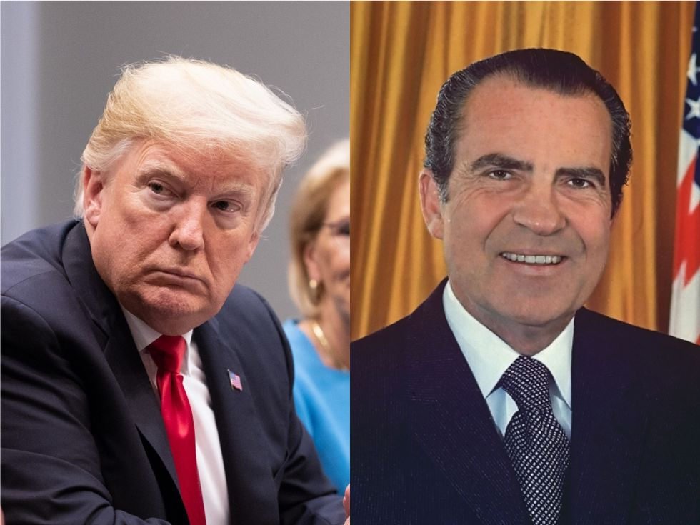 Learning from Watergate: Here's how Democrats can rake Trump over the coals and finally turn his voters against him