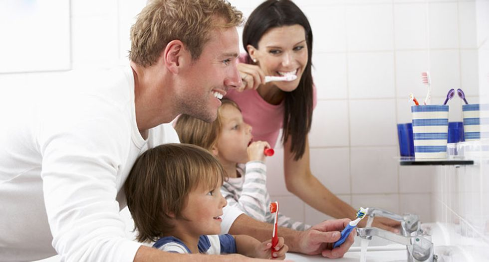 You're probably brushing your teeth wrong – here are four tips for better dental health