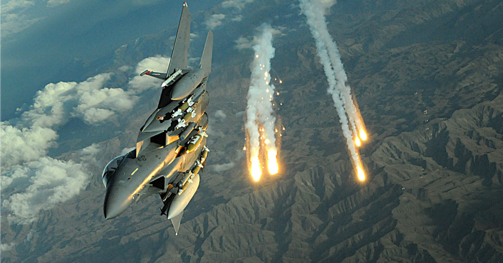 'An admission of colossal failure': US dropped record number of bombs on Afghanistan in 2019