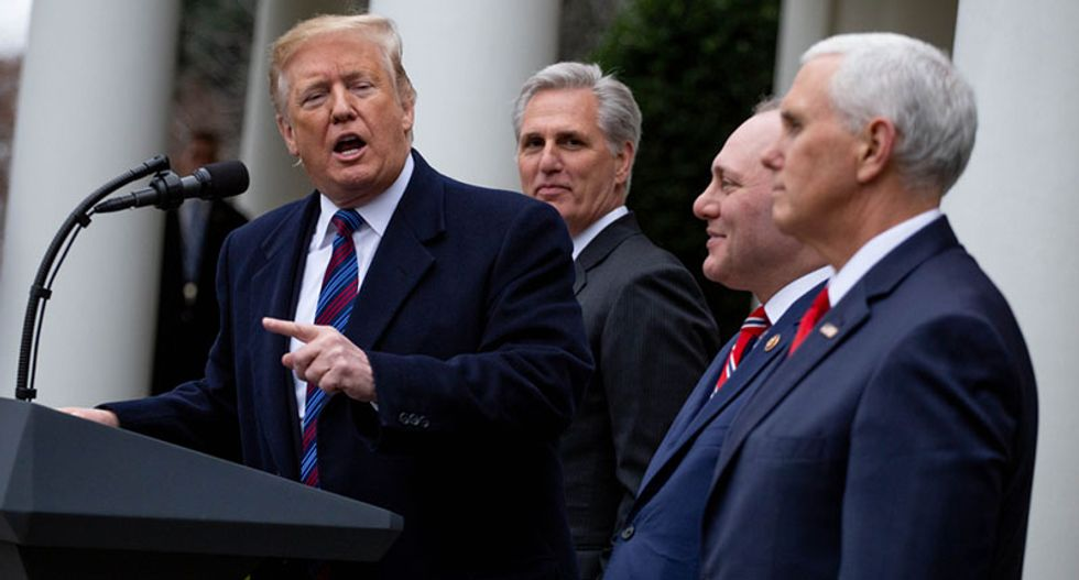 Ex-Republican explains how the GOP became the 'drunken frat-boy party' and empowered Trump's shutdown
