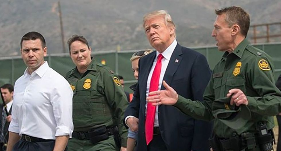 Just the facts: Trump, the 'border crisis' and the wall