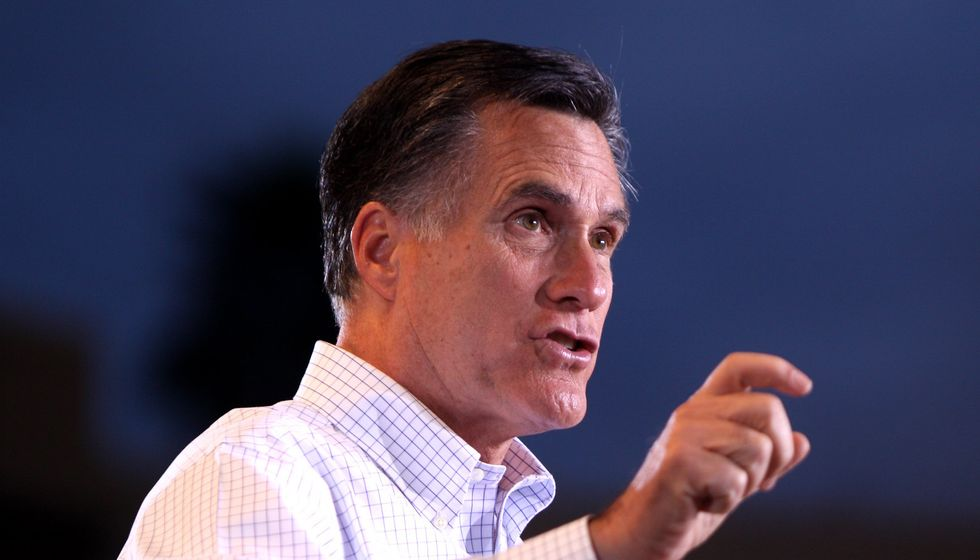 GOP senator lashes out at Mitt Romney as possible new testimony fractures party unity