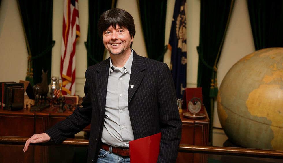 Documentarian Ken Burns warned Trump's rise would be 'Hitler-esque.' Here's what else he predicted