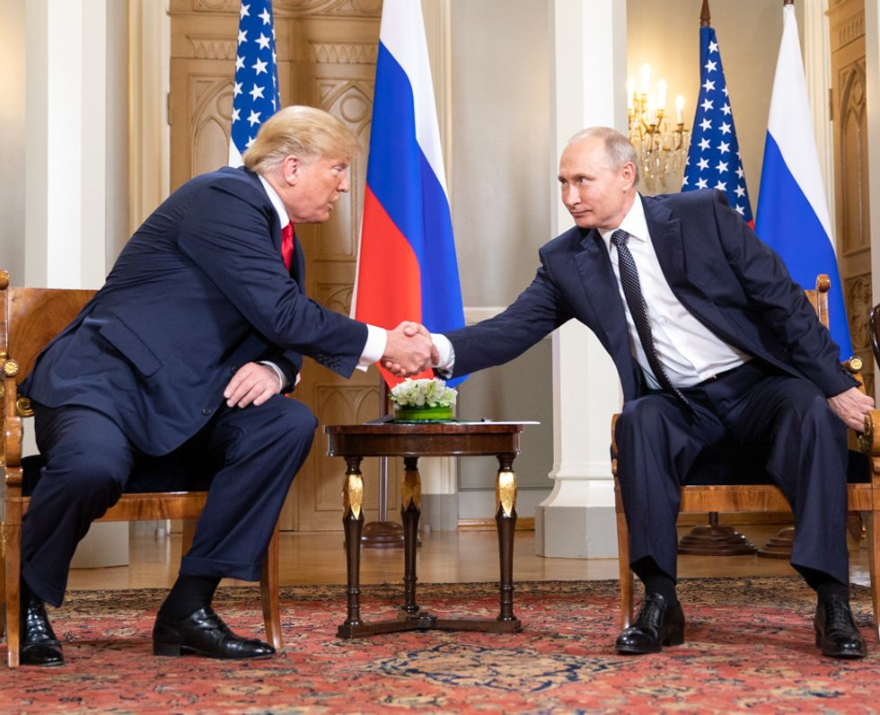 'I believe you': New report reveals disturbing details from Trump's clandestine meetings with Putin