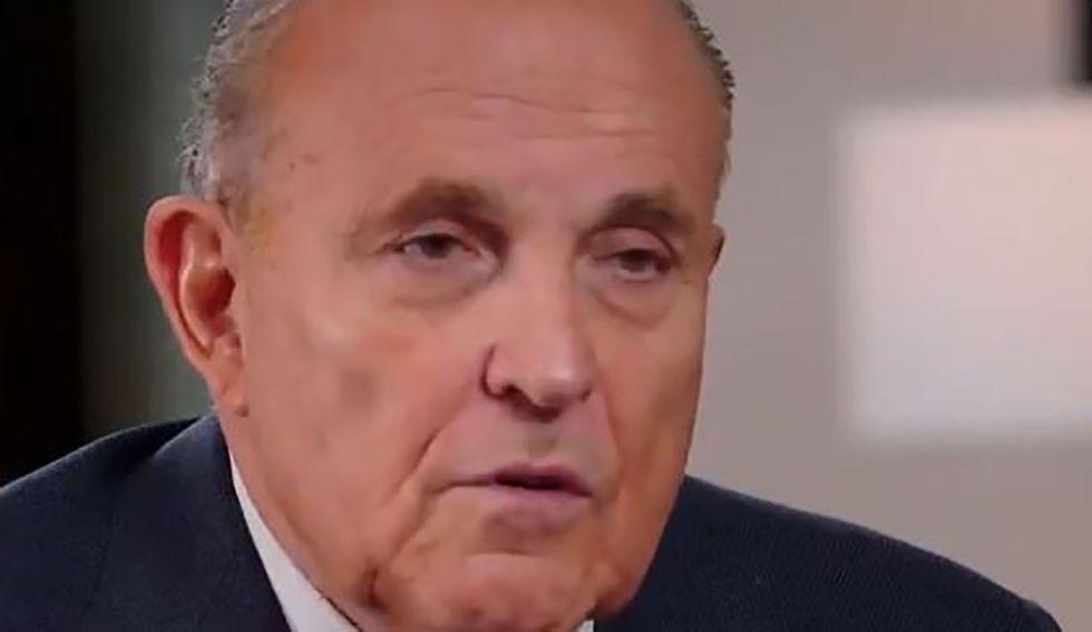 Giuliani calls Bolton 'backstabber' for spilling the beans on Ukraine