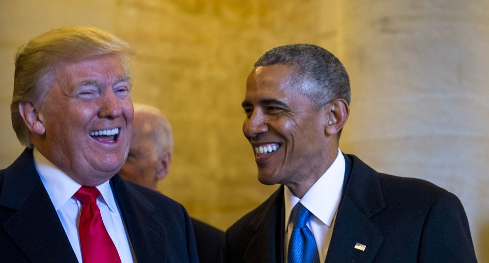 'Donald Trump's wall is Barack Obama's long-form birth certificate as a $25 billion budget item': USA Today columnist