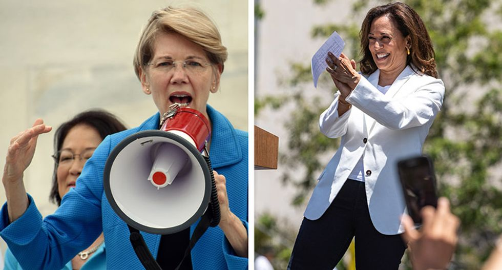 Kamala Harris is in: How running multiple women in 2020 could propel Democrats to victory
