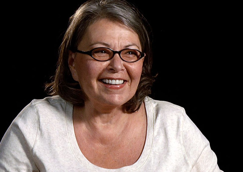 Roseanne Barr now claims 'a large part' of the reason she was fired is because she's Jewish