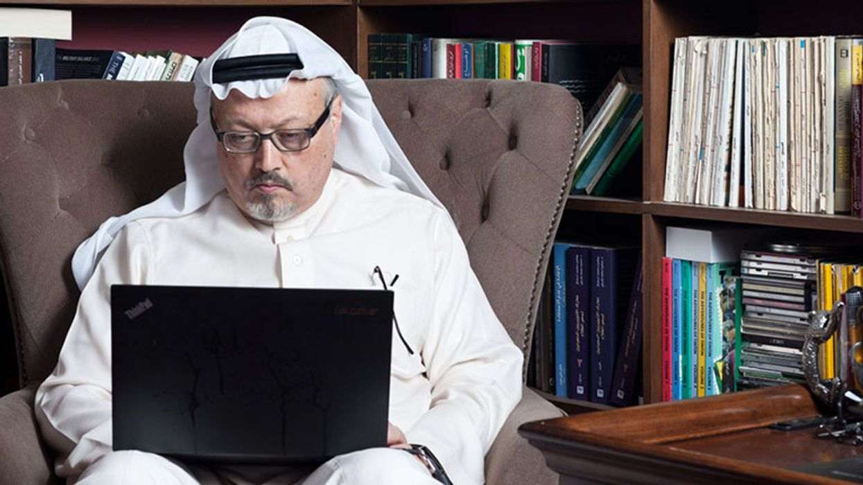 Reporters Without Borders files unprecedented suit against Saudis for Khashoggi murder, 'crimes against humanity'