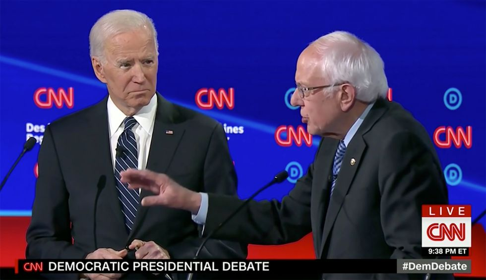 Biden now has 96% chance of winning nomination according to FiveThirtyEight forecast