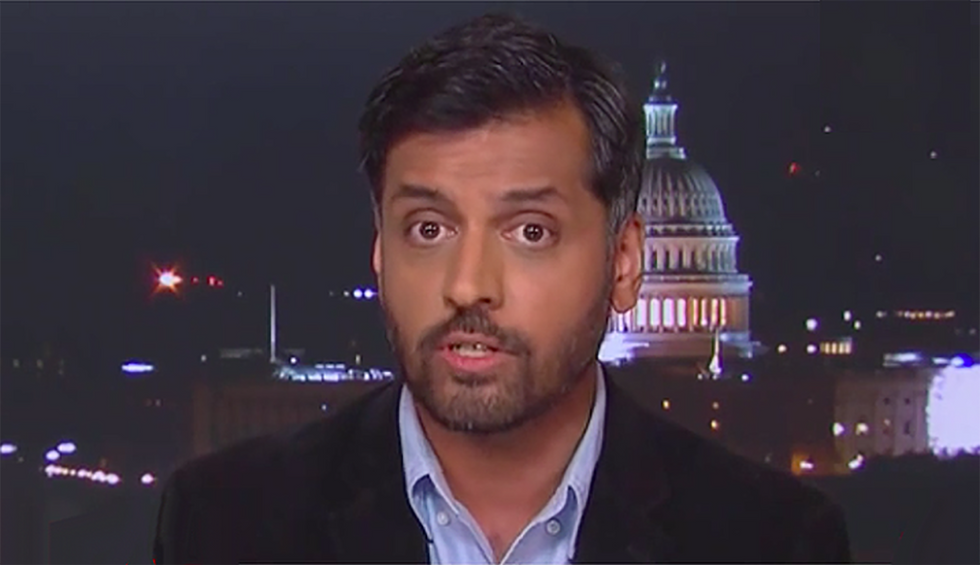 Wajahat Ali explains how white privilege warped media coverage of Trump