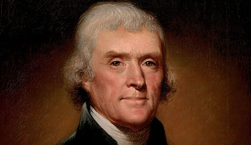 Historian breaks down the myth of Thomas Jefferson's inscrutability