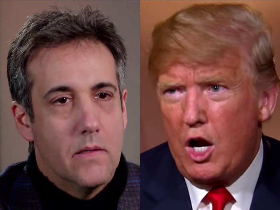 Michael Cohen says he was 'active and eager participant' in 'tax fraud' in book