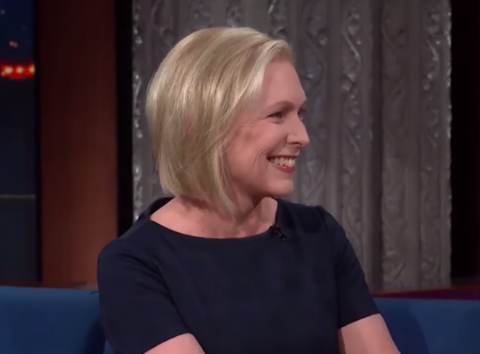 Sen. Kirsten Gillibrand is officially in the presidential race — here's why she says she wants to run