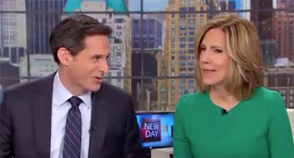 CNN hosts hilariously mock Trump for confusing New Orleans with Nashville: 'Another city that starts with an N'