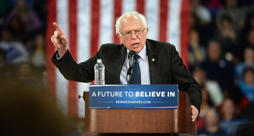 Bernie Sanders vows to ban 'disastrous' anti-labor 'Right-to-Work' laws