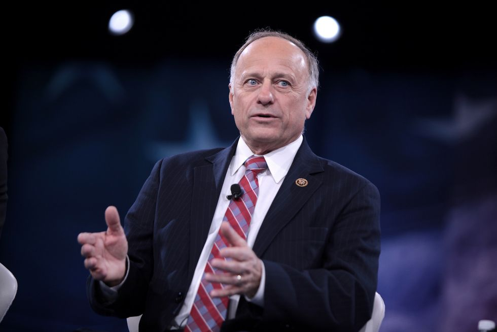 Here's the real reason Republicans are mad about Steve King — and it's not because he's racist