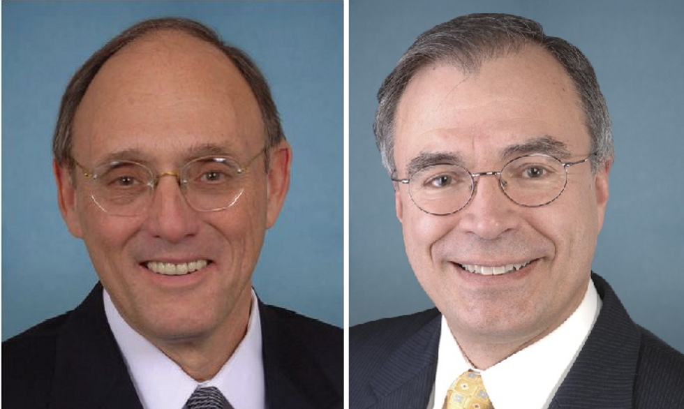These GOP congressmen were just caught hanging out with an infamous Holocaust-denying internet troll