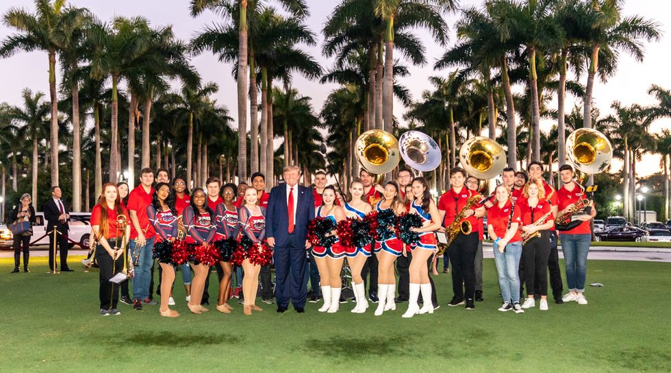 Donald Trump's Super Bowl weekend cost American taxpayers millions: report
