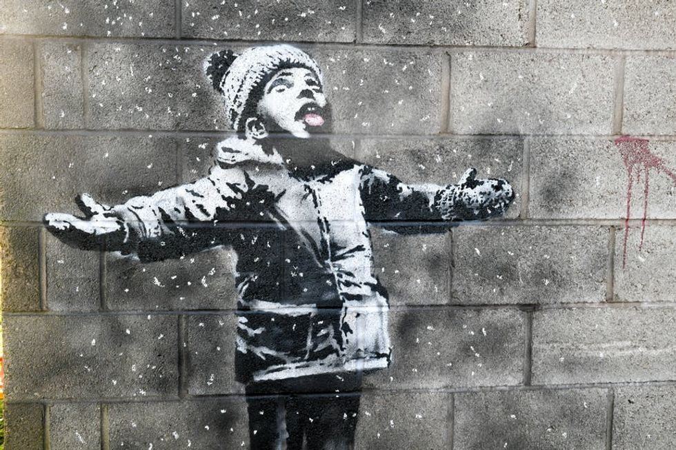 Who should foot the bill to protect Banksy's work in public spaces?