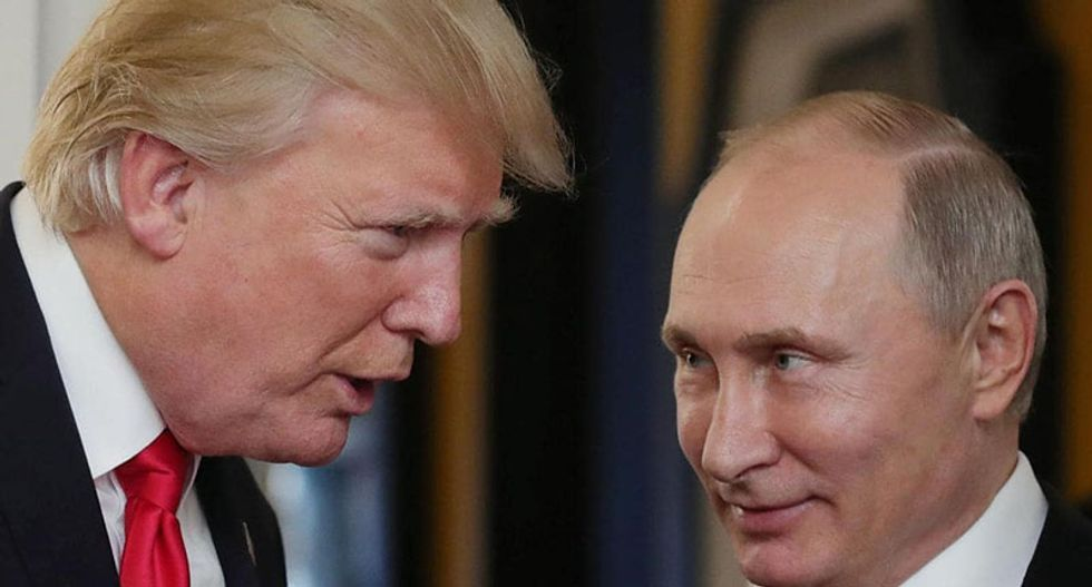 Former White House lawyer says the framers of the Constitution saw the Trump threat coming: 'Substantial chance' he's being blackmailed by Putin