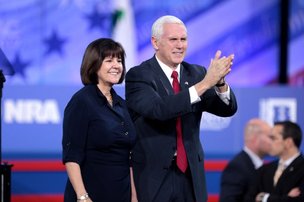 Here's the bigoted school where Second Lady Karen Pence will now reportedly be working