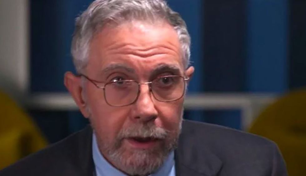Paul Krugman reveals why the far right is living out its 'nightmare' — and could become more dangerous