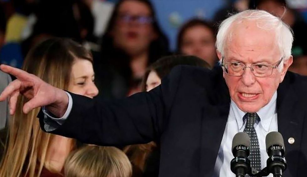 How Trump clemency for 'Wall Street crooks' and 'corrupt' officials lays bare broken justice system: Bernie Sanders