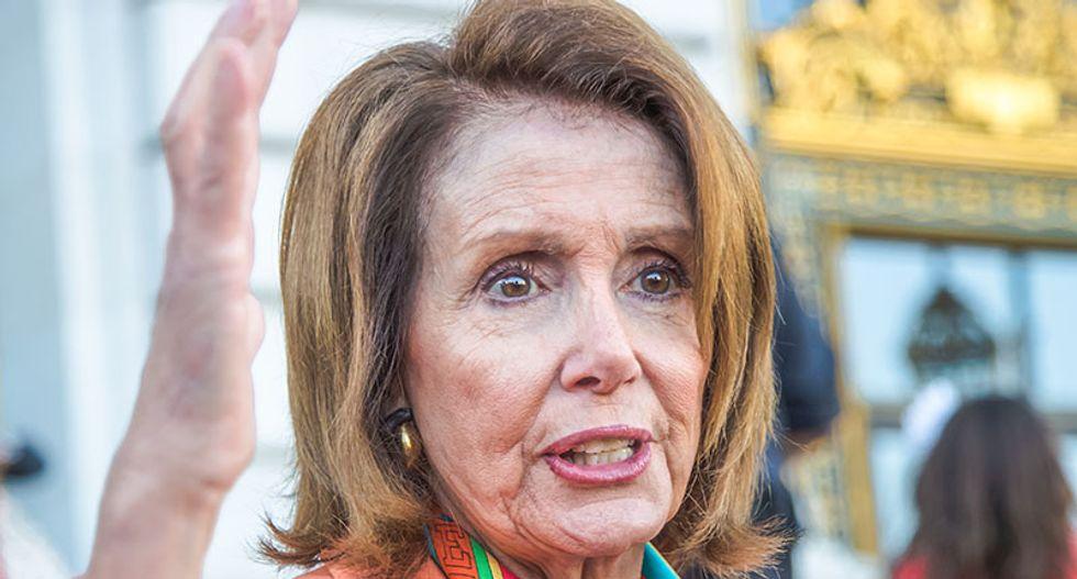 Of course Nancy Pelosi has no plans to begin impeachment proceedings