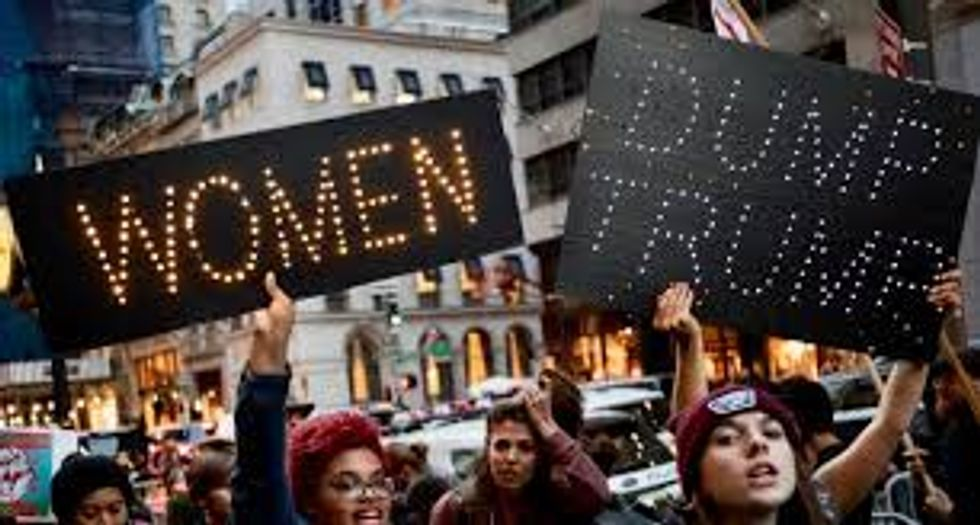 Women's March organizers release far-reaching 'intersectional feminist policy platform'