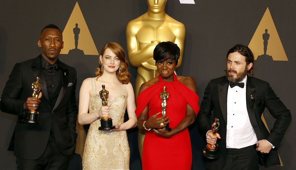 There's a reason why stars call out Hollywood in Oscars speeches — and why others stay silent