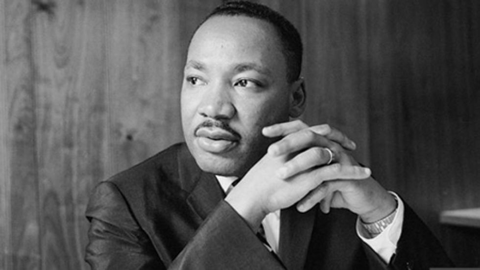 Was Martin Luther King a socialist?